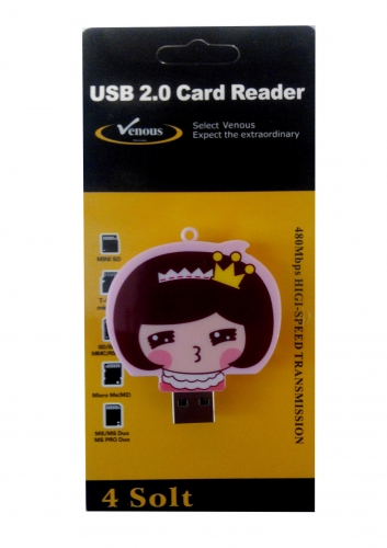CARD READER VENOUSE