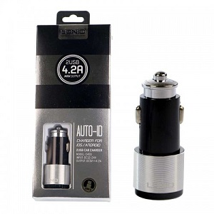 LDNIO C403 2Port Car Charger