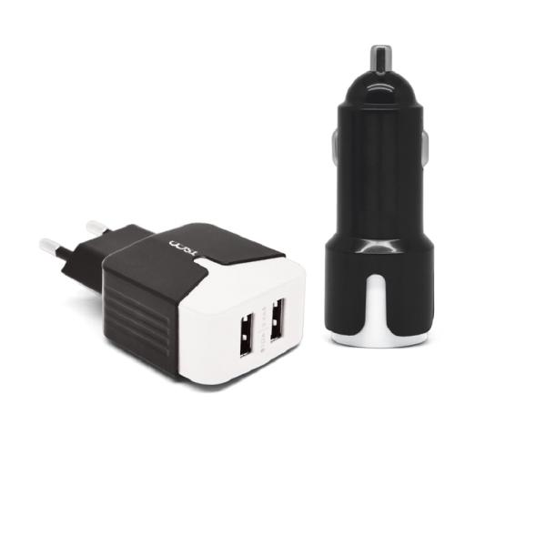 CAR & WALL CHARGER TTC41