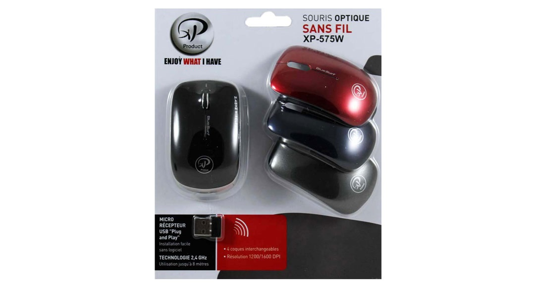 WIRE LESS MOUSE XP 575W